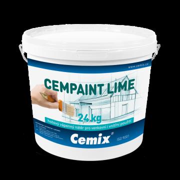 Cemix Cempaint Lime 25 kg kbelík