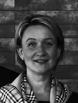 Dana Bartoňová obchodní ředitelka YIT Stavo