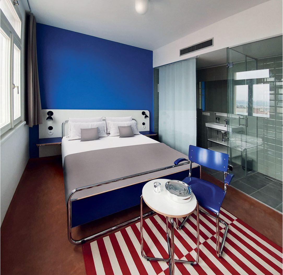 Hotelové pokoje Hotelu Avion 03