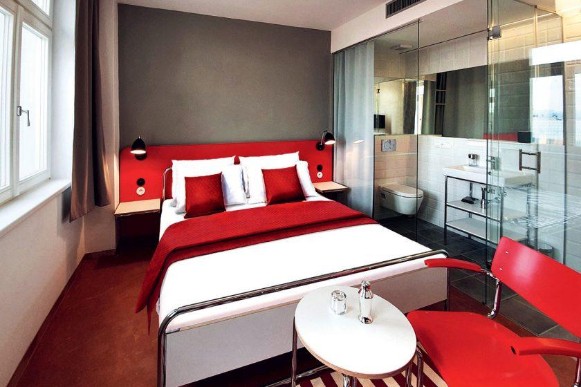 Hotelové pokoje Hotelu Avion 05