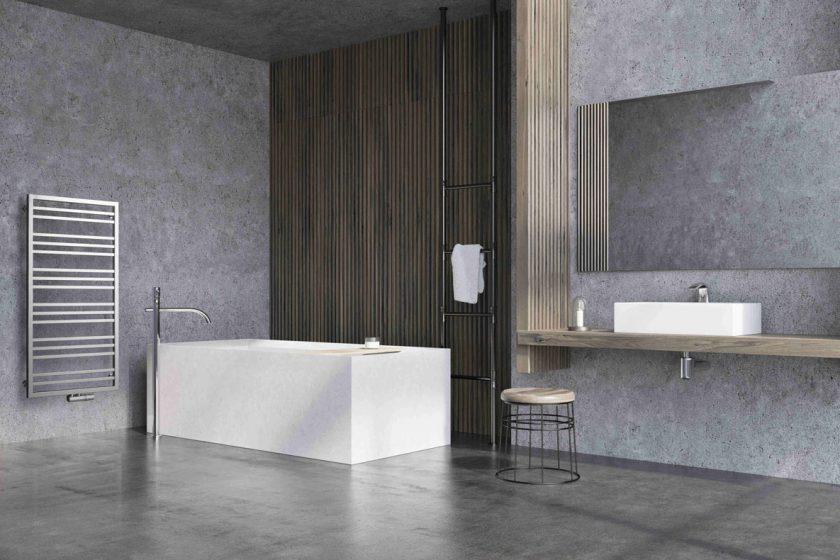 Nové požadavky na design splňuje radiátor Avento Frame