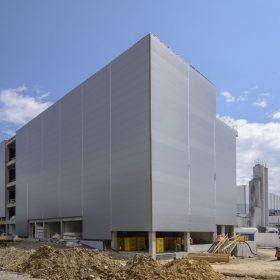 Rozšíření výrobní a skladovací kapacity v kladenském areálu společnosti La Lorraine 01