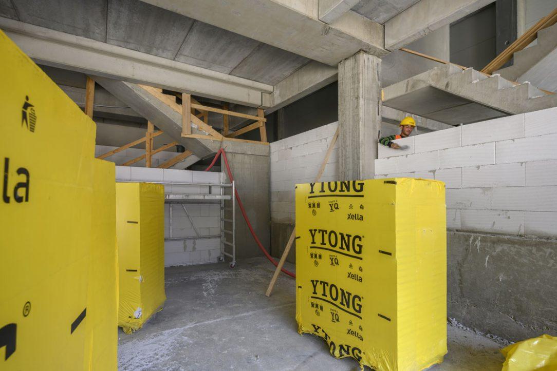 Rozšíření výrobní a skladovací kapacity v kladenském areálu společnosti La Lorraine 02