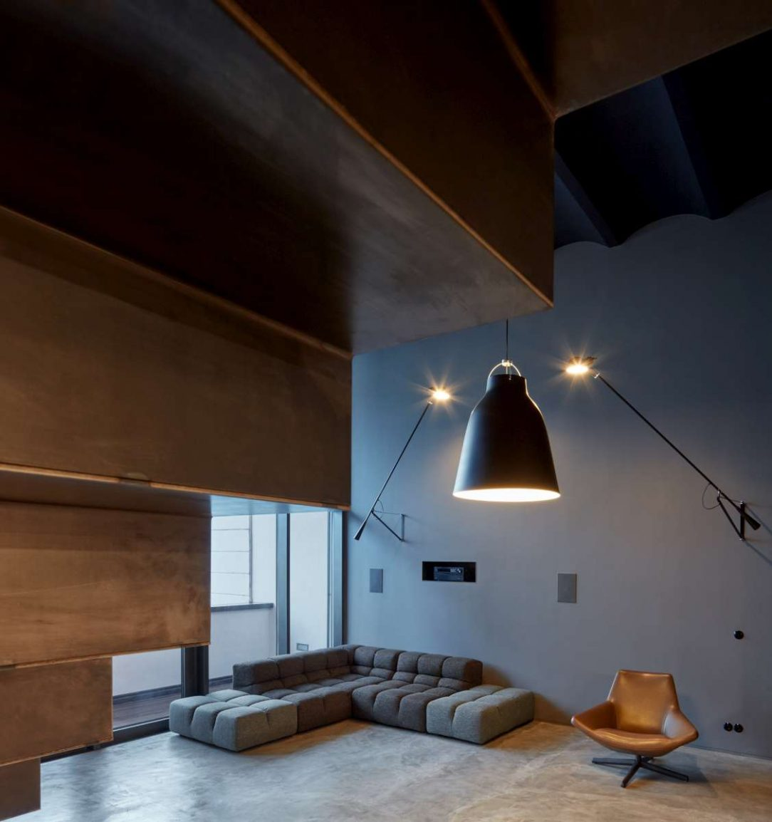 loftové bydlení v holešovickém pivovaru 15