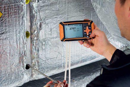 diagnostika vzduchotechnických a klimatizačních zařízení v budovách