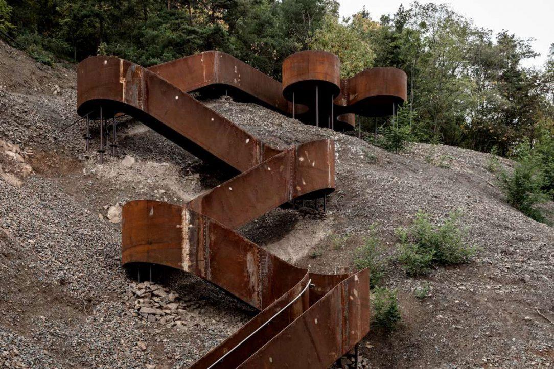 Chemin des Carrieres – stezka s vyhlídkou 02
