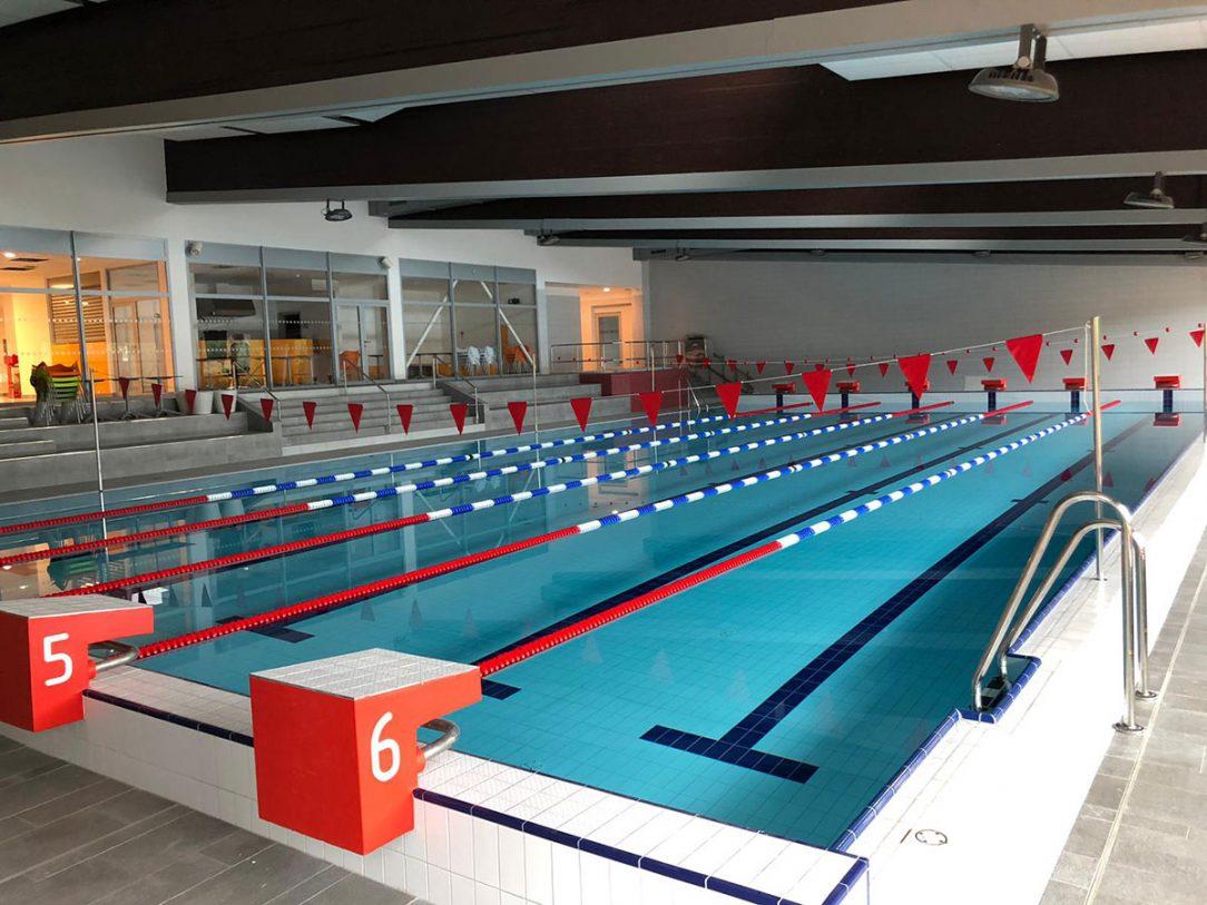 Plavecký bazén Prachatice 1