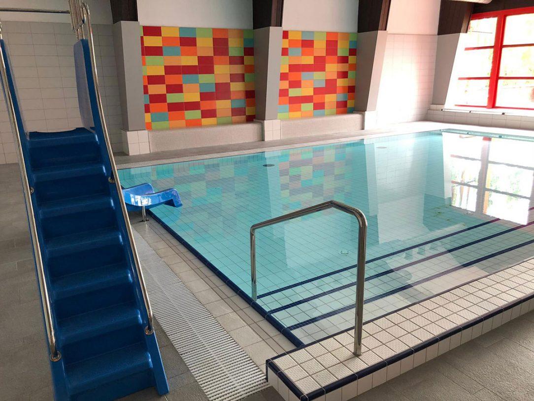 Plavecký bazén Prachatice 2