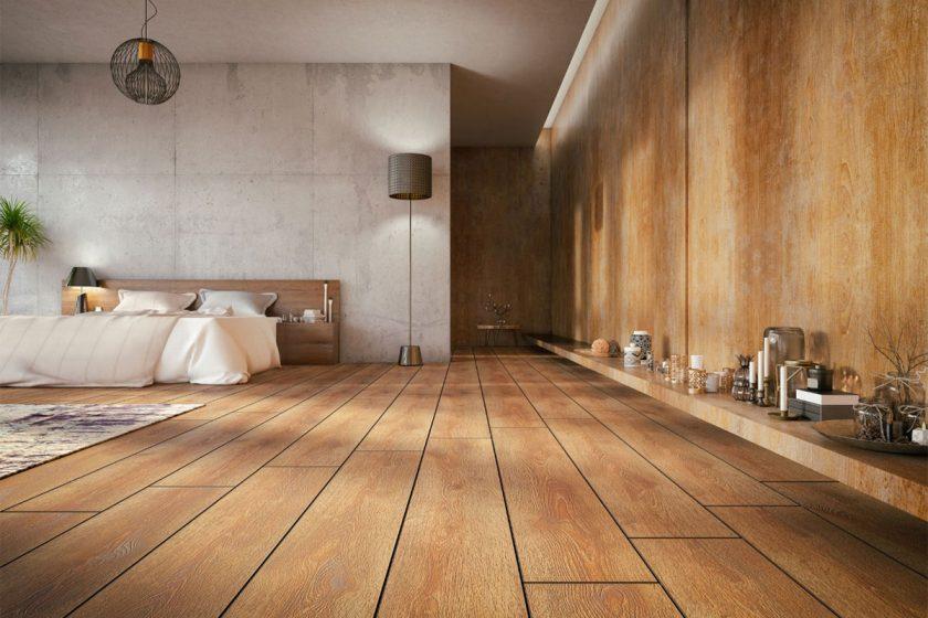 Podlaha s kvalitní kročejovou izolací pomáhá snížit hlučnost v interiérech