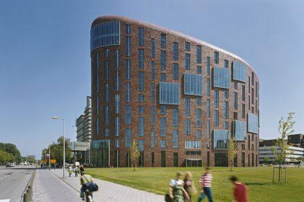 University OZW Amsterdam Jeanne Dekkers Architectuur