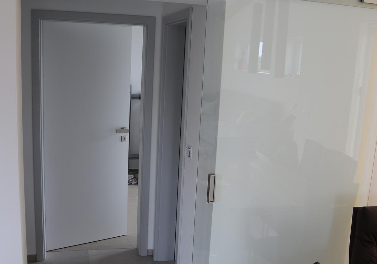 Osazení dveří