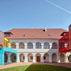 Přestavba barokní fary ve Vřesovicích