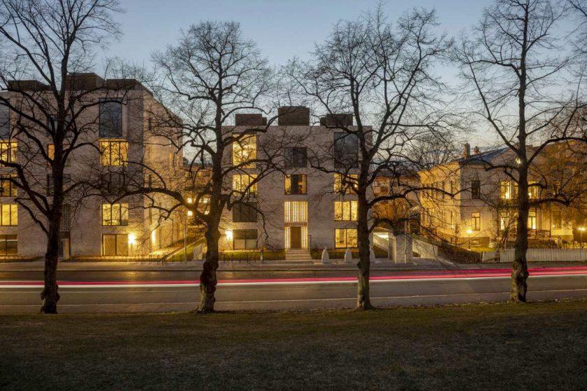 Bytový komplex Pilestredet
