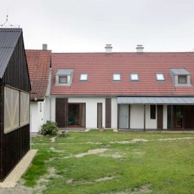 Rekonstrukce usedlosti v jižních Čechách 12