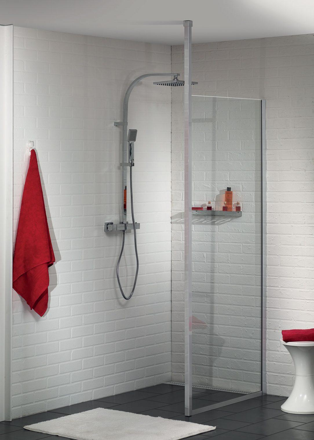 Skleněné sprchové kouty jsou krásné, problém je jen čištění skla a tím se sprchový kout může stát noční můrou každé hospodyňky. Naštěstí je na trhu moderní bezúdržbové sklo, na kterém se nečistoty či stopy po kapkách vody neudržují.