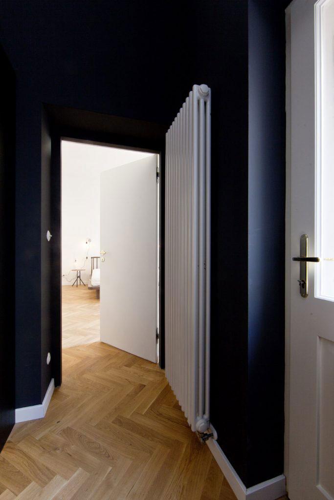 Zehnder Charleston nabízí velkou variabilitu rozměrů i barev a umožnuje nebývalou svobodu při plánování interiéru