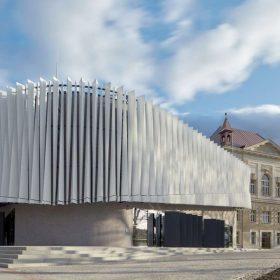 Nové výukové centrum polytechniky v Jihlavě
