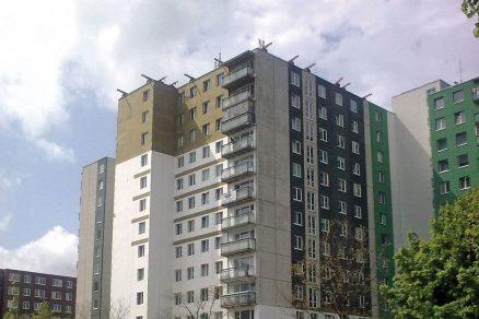 Ilustrační foto zateplování panelového domu 1