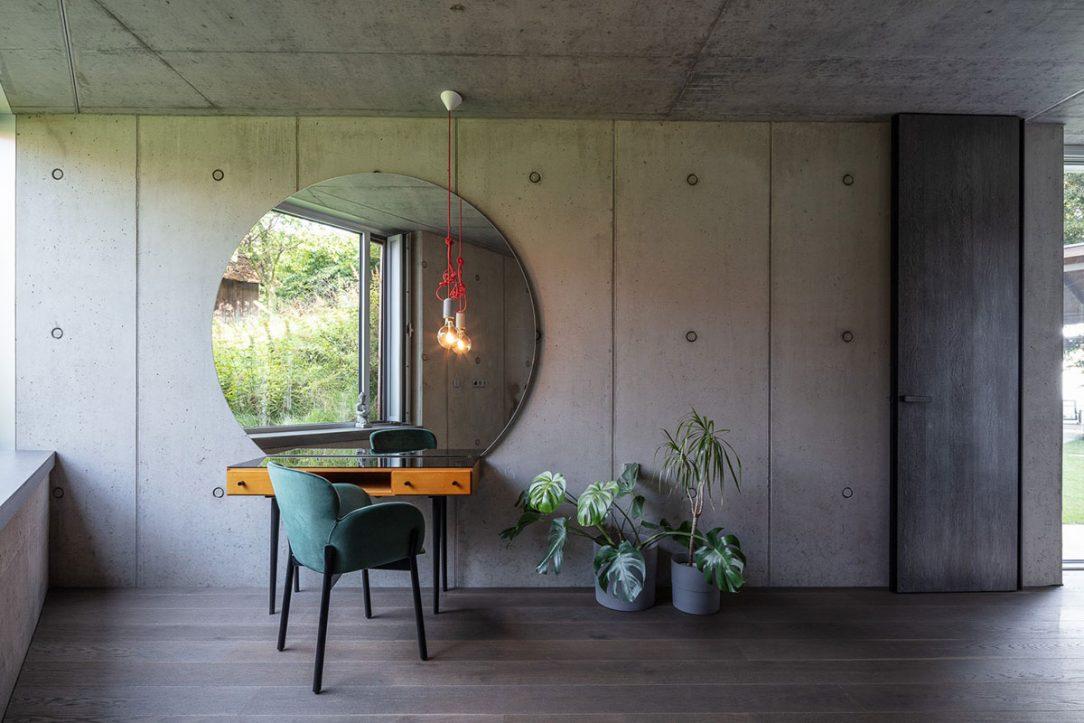 Dříve stodola, dnes moderní bydlení, které sbírá ceny – Rodinný dům v Kojetíně