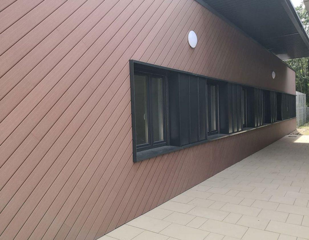 Obklady z dřevěného kompozitu, výrobce WPC - WoodPlastic