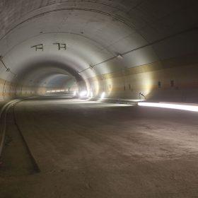 06 tunelový komplex Blanka před uvedením do provozu
