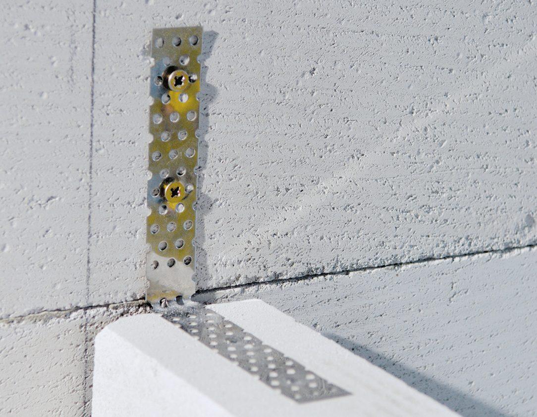 08   Příčka – nosná stěna