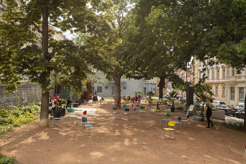 Intervence na Kostnickém náměstí od Davida Vávry