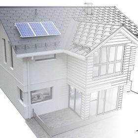 PREFA BIM Darstellung Planung Textur 3D EFH