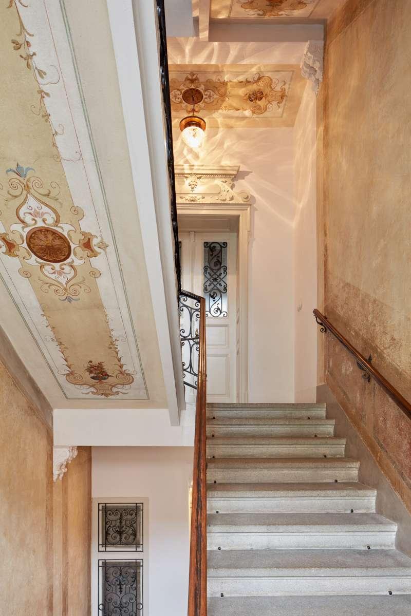 V průběhu věků se dům Johanna Ungera příliš nezměnil.