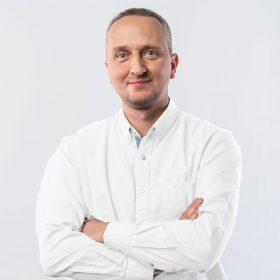 Ing. Tomáš Turek, manažer pro klíčové zákazníky společnosti Baumit