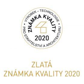 Logo Zlaté známky kvality