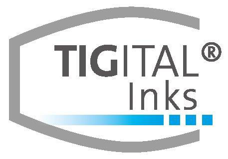 TIGITAL Inks 80 grau
