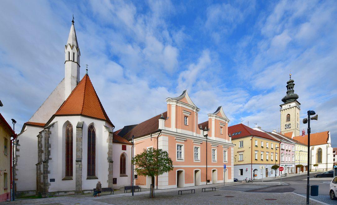 Rekonstrukce historického objektu radnice v Soběslavi, ateliér Kročák – architekt