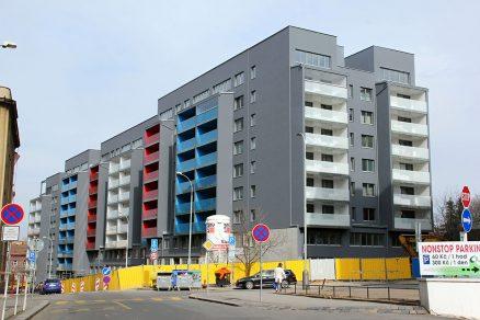 Ukázky revitalizací bytových domů ve vybraných městech ČR