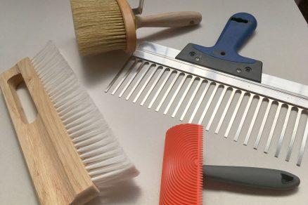 Nástroje pro kretivní techniky fasád