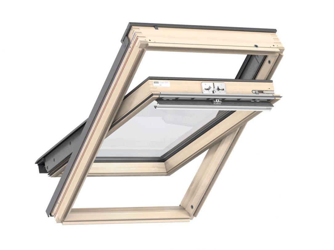 Střešní okno VELUX GLL s novým zasklením 64