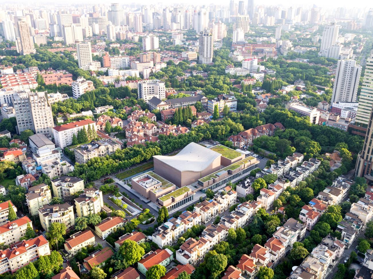 Arata Isozaki Shanghai Symphony Hall