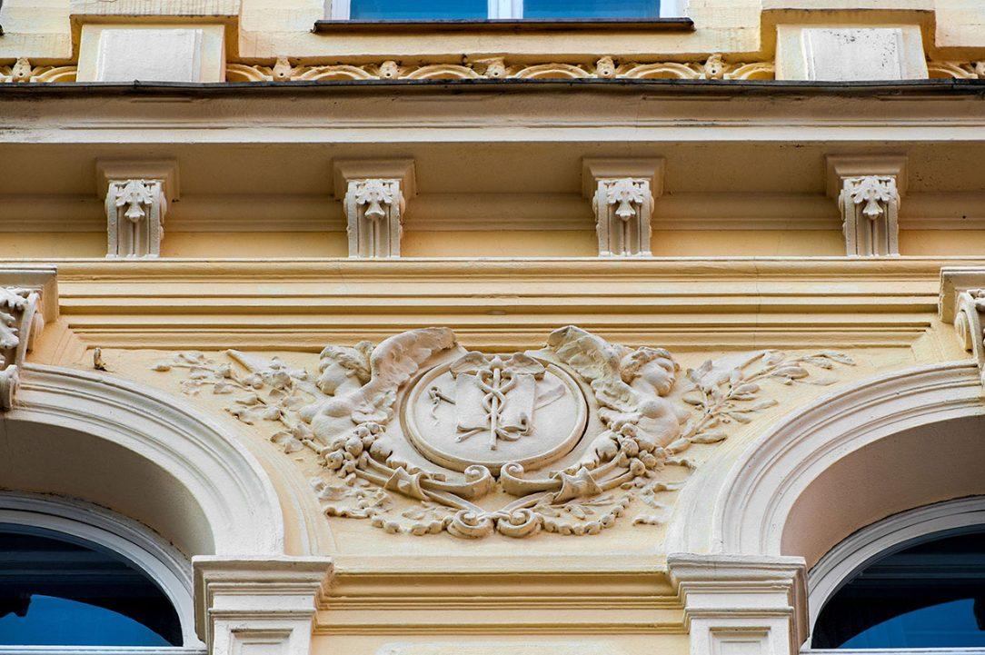činžovní dům Praha Vinohrady