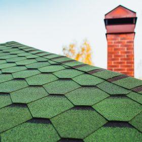 střecha šindele