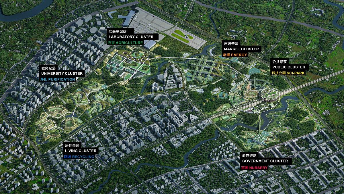 Chengdu Future City