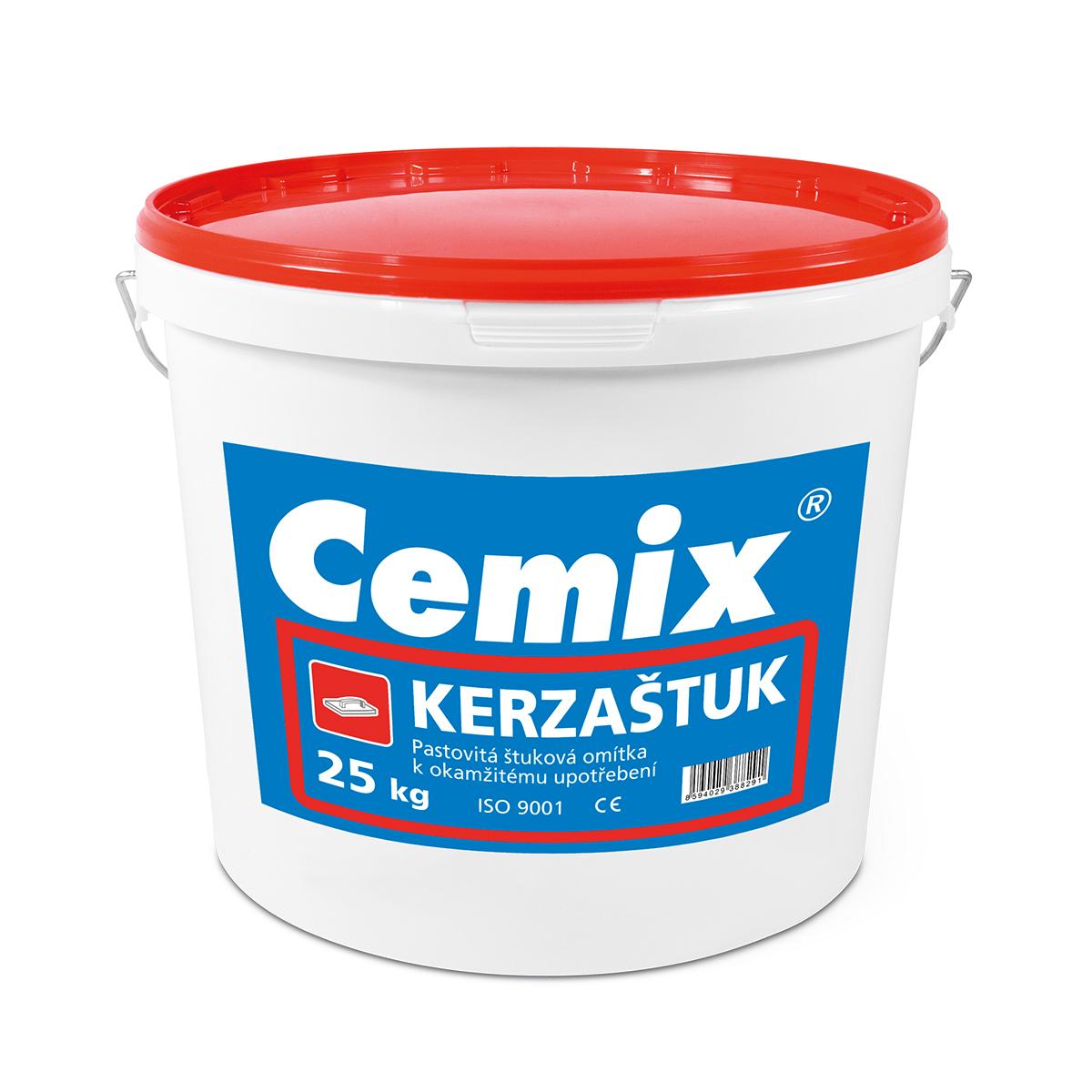 Kerzaštuk 25kg kbelík