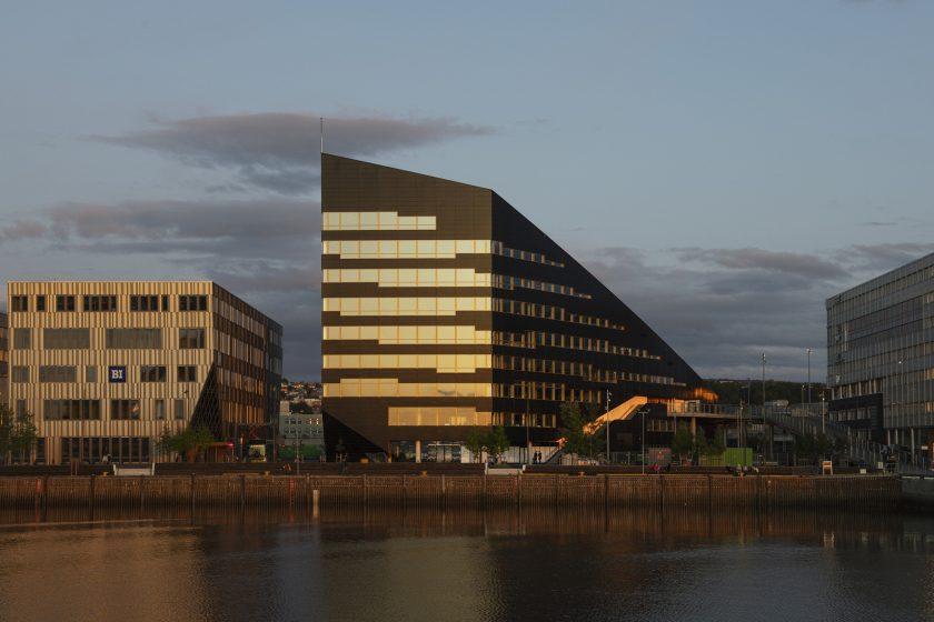 Powerhouse Brattørkaia building