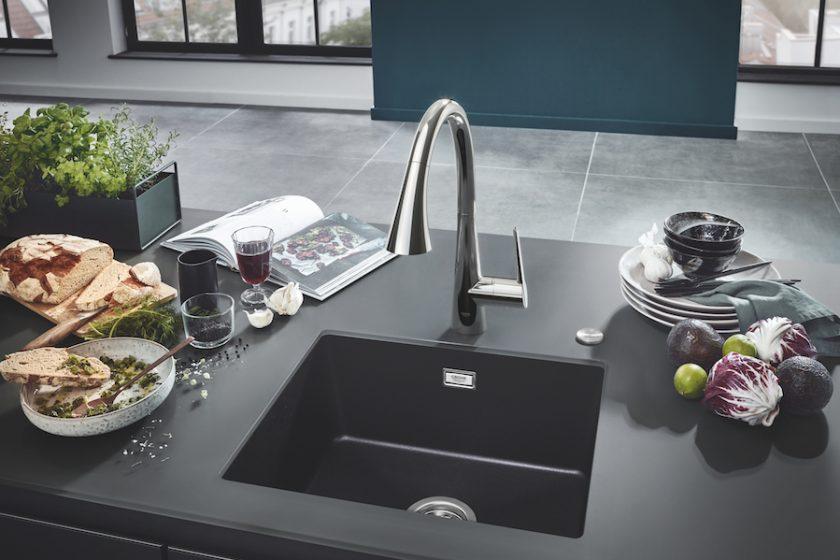 kuchyňská baterie GROHE získala cenu Kitchen Innovation Award 2021