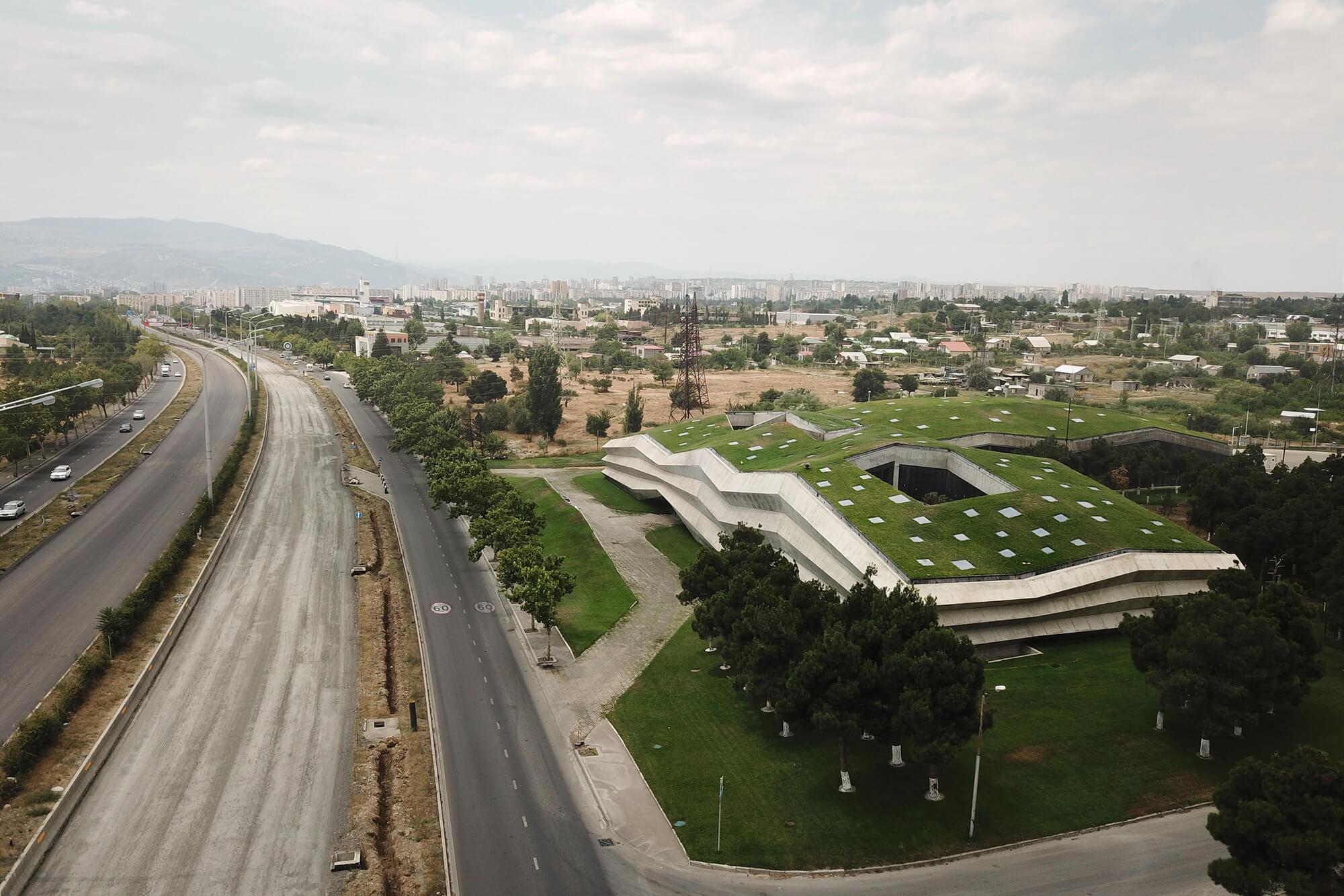 Coffee Production Plant Khmaladze Architects 13