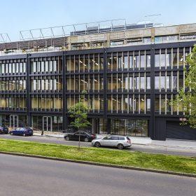 UBM Development Astrid Offices fotografie