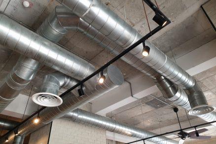 ventilační systém