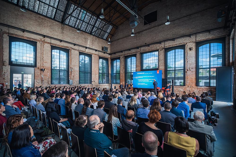 Minulž roün°k konference Brownfieldy v Libüic°ch nad Vlatvou autor Dominik Kuüera