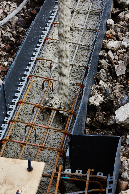 UK Vertua Readymix Concrete