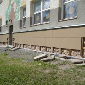 thumbnail Montáž desek CETRIS FINISH na dřevěnou konstrukci