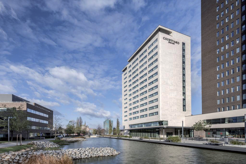 Hotel Marriot v Brně © Courtyard Marriott Brno